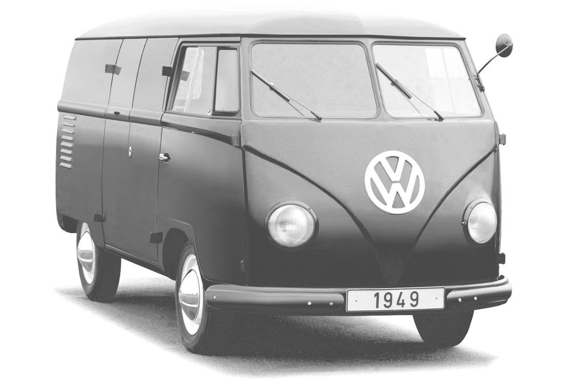 Happy birthday Bulli! Cultbusje van Volkswagen werd 65 jaar geleden voor het eerst gebouwd