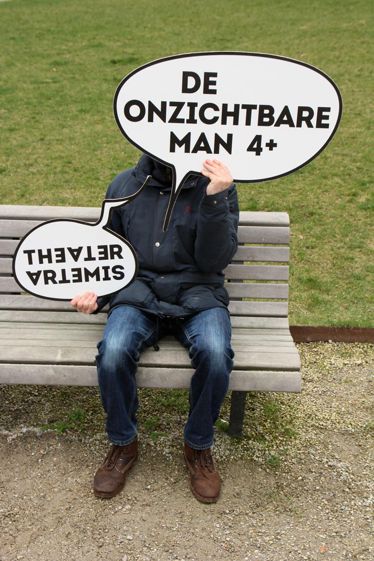 de onzichtbare man(c)henk claassen