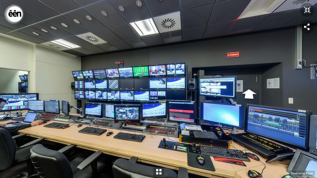 Regiekamer van Het journaal