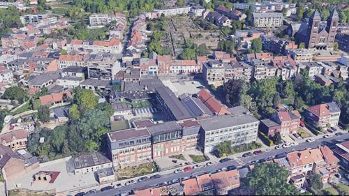 Neder-Over-Heembeek se dote d'une nouvelle école secondaire néerlandophone de 630 élèves