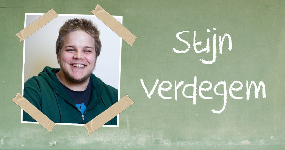 Stijn Verdegem © Radio 2