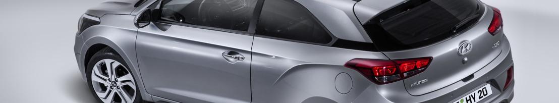 Hyundai i20 Nouvelle Génération Coupé