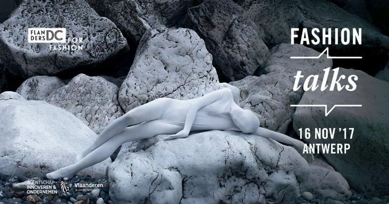 Fashion Talks, campagne image by Marie Wynants