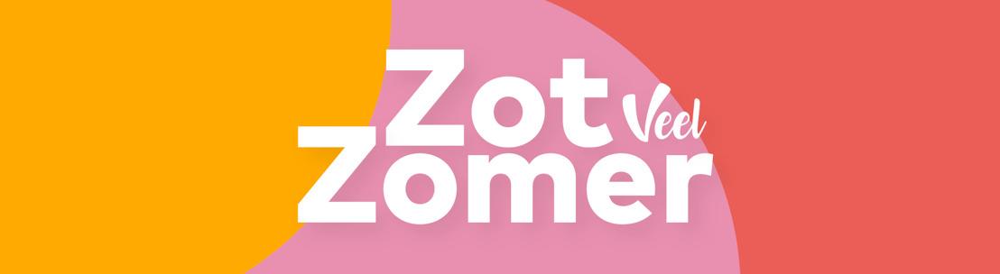 Radio 2 viert zot veel zomer in eigen land