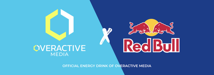 OVERACTIVE MEDIA, RED BULL PARTNER ON STUNNING NEW GAMING STUDIO