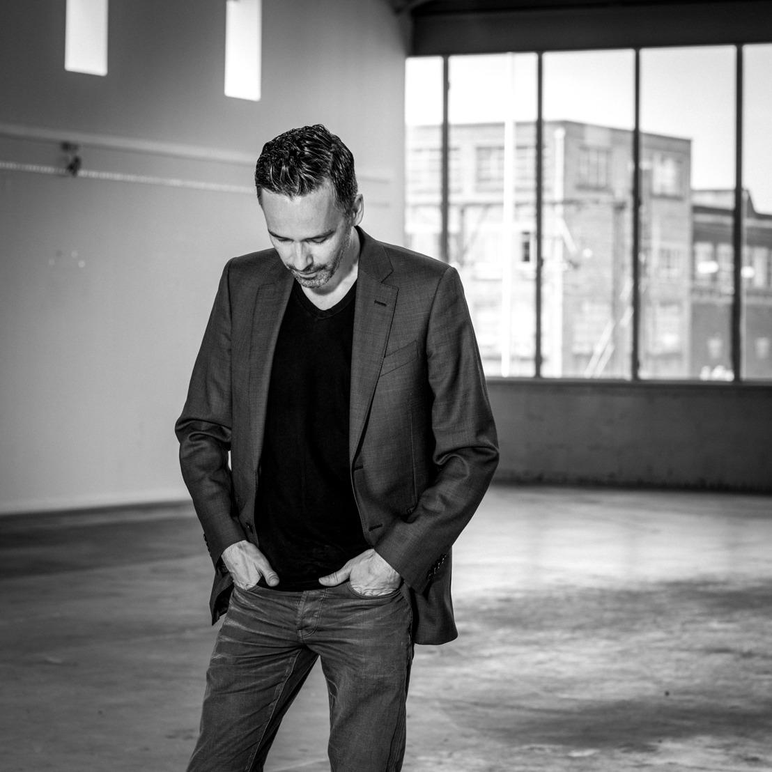 Joeri Van Den Broeck in jury prestigieuze Britse D&AD awards.