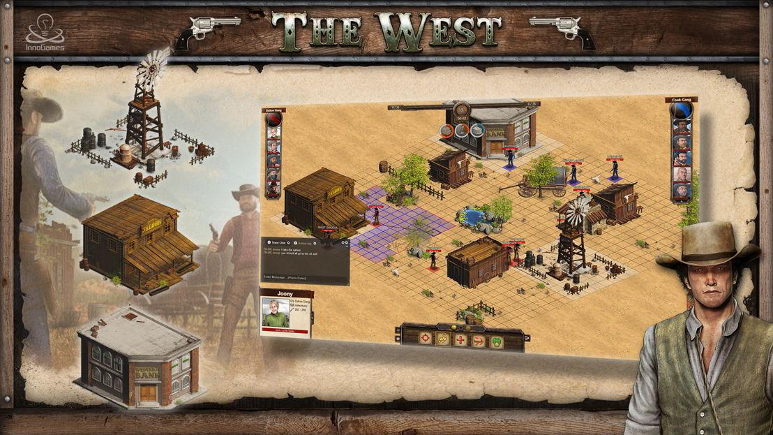 The West Battle