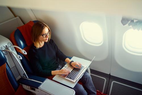 Пересели в бизнес-класс: спрос на перелеты в комфорте вырос на 15%