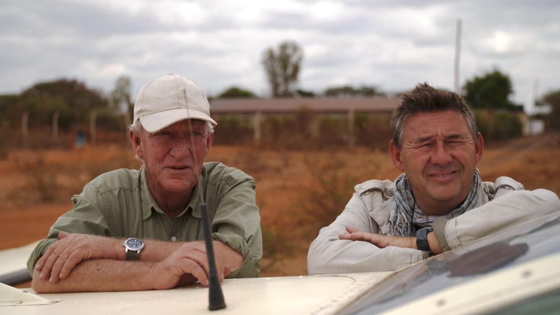 Kleine helden - Kenia:  Richard Bonham - (c) Filip Huygens