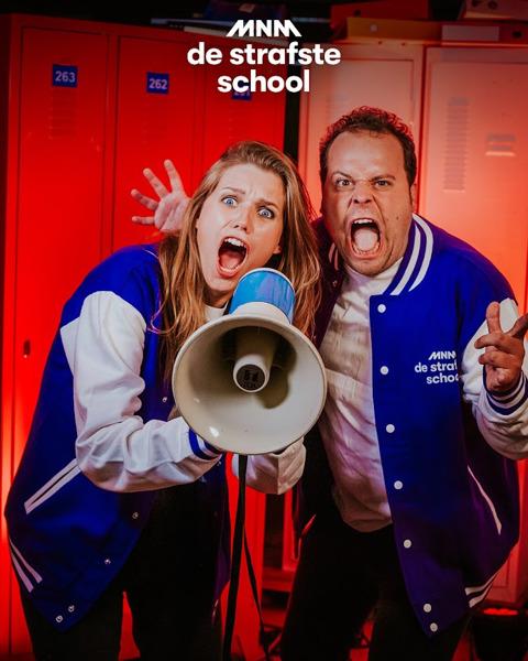 Preview: MNM gaat opnieuw op zoek naar De Strafste School van Vlaanderen en Brussel