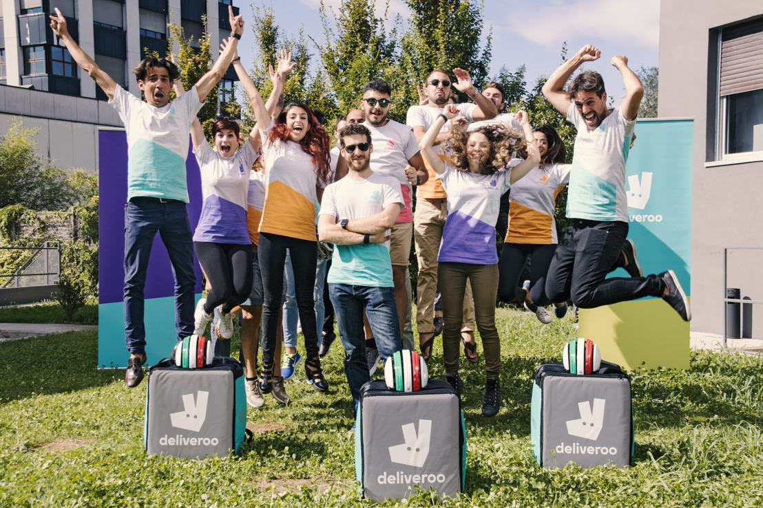 Team Deliveroo Italy - 2