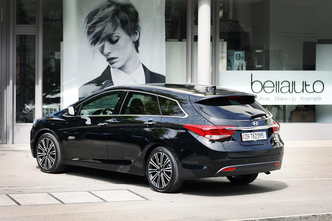 Information de presse - New Hyundai i40