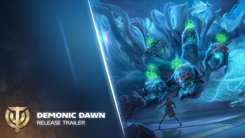 DEMONIC DAWN EXPANSION HITS SKYFORGE ON PLAYSTATION 4