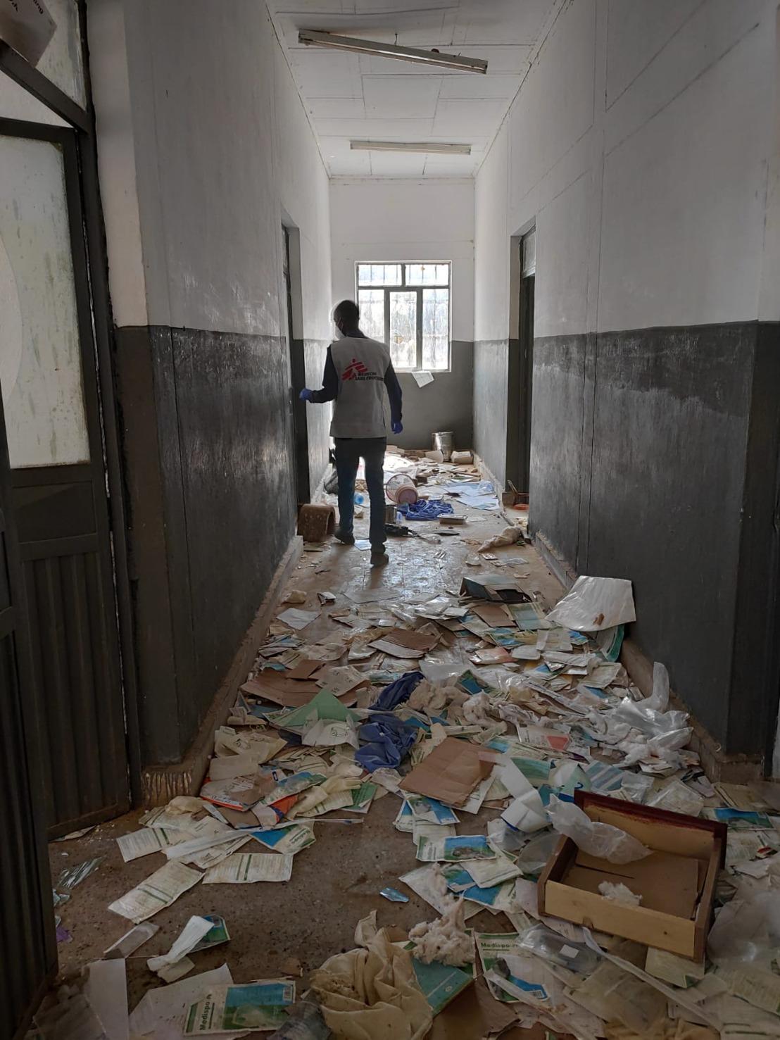 Ethiopie: Les structures de soins ont été prises pour cible dans la région du Tigré