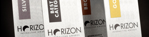 Emakina remporte 13 Horizon Interactive Awards