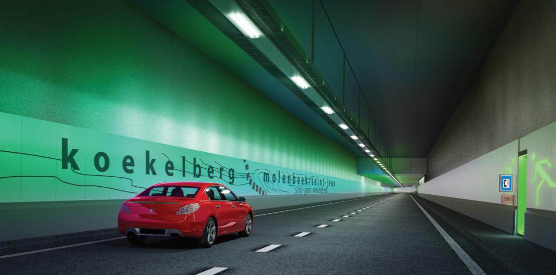 Rénovation tunnel Leopold II - NL versie volgt
