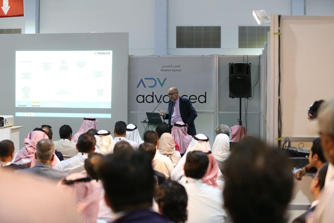 Workshop at HVACR EXPO Saudi 2017