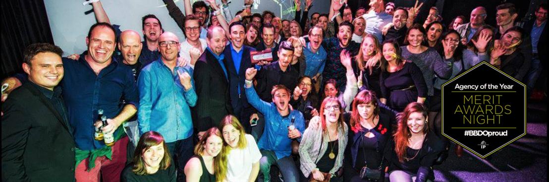 BBDO Belgium - Agency of the Year