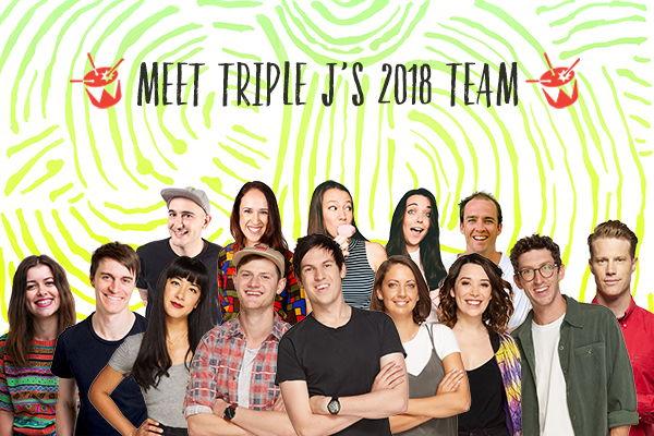 Meet triple j's Weekday Presenters
