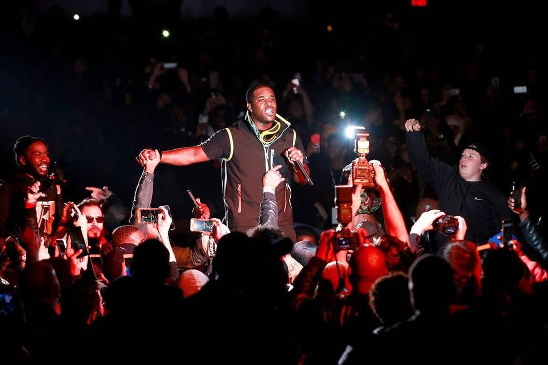 A$AP Mob rompe el Madison Square Garden para celebrar el 35 aniversario de G-SHOCK