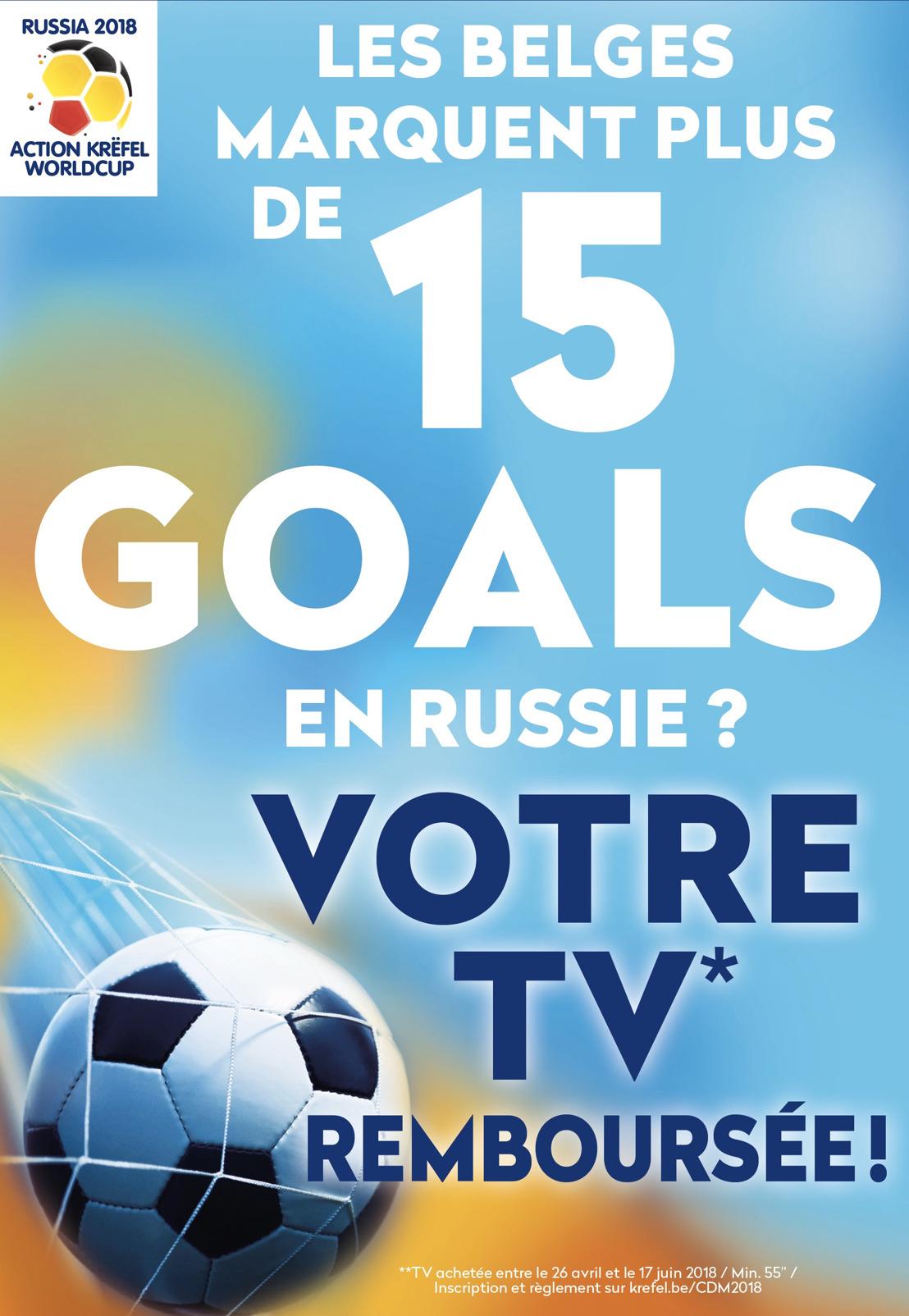 """Goaaaaal !!! Krëfel va marquer... les esprits avec une action """"Coupe du Monde"""" unique !"""