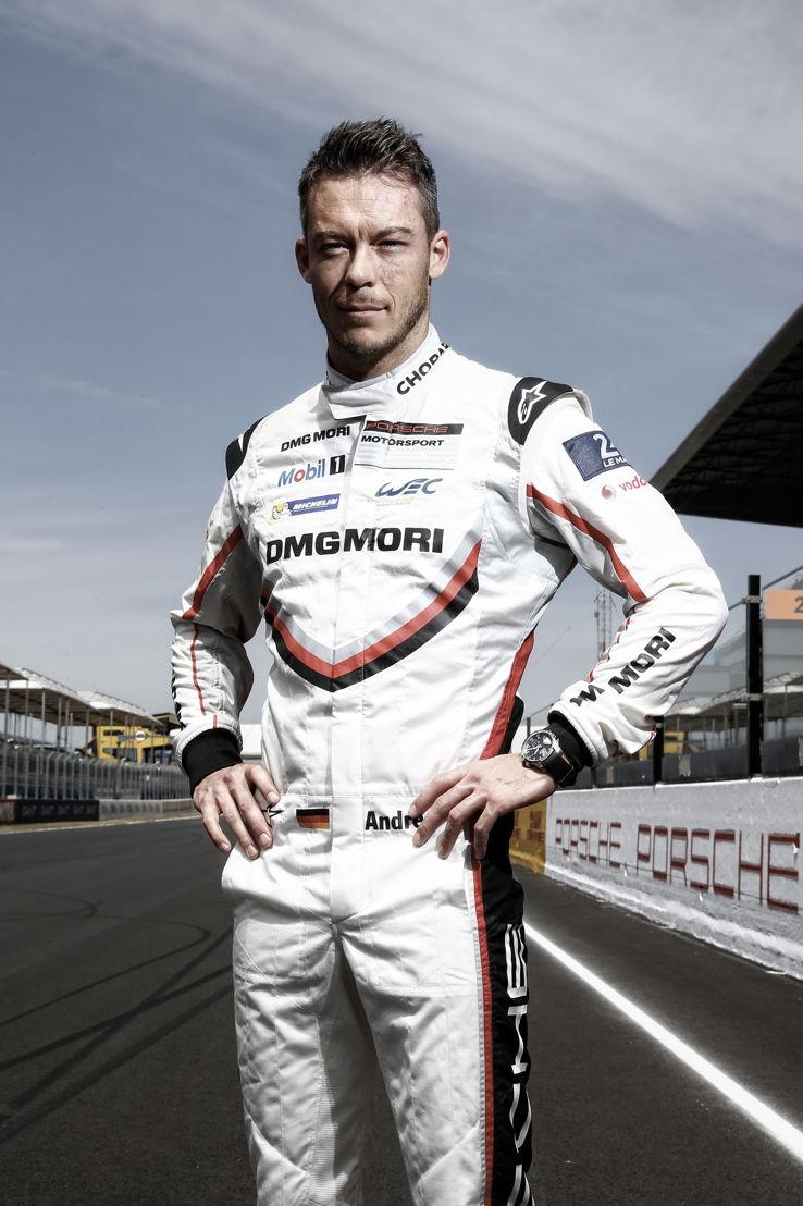 Porsche LMP Team: Andre Lotterer
