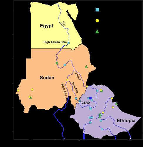 Onderzoek Vrije Universiteit Brussel en KU Leuven naar Ethiopische mega-dam