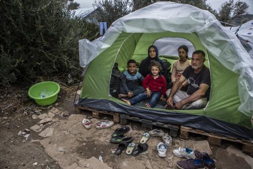 MSF pide a la nueva Comisión y a los Gobiernos europeos el fin del acuerdo Unión Europea – Turquía