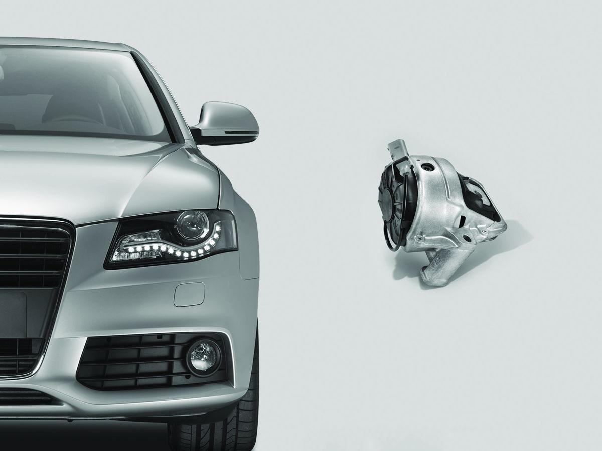 Onder het productmerk Lemförder brengt ZF Aftermarket instelbare motorsteunen op de markt voor diverse voertuigmodellen.