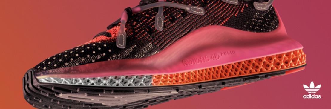 adidas Originals presenta 4D FUSIO