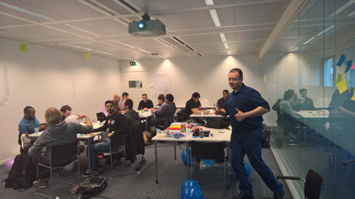 my innovation center.brussels recherche des entreprises qui repoussent les limites en vue de participer à son programme de stages de prototypage