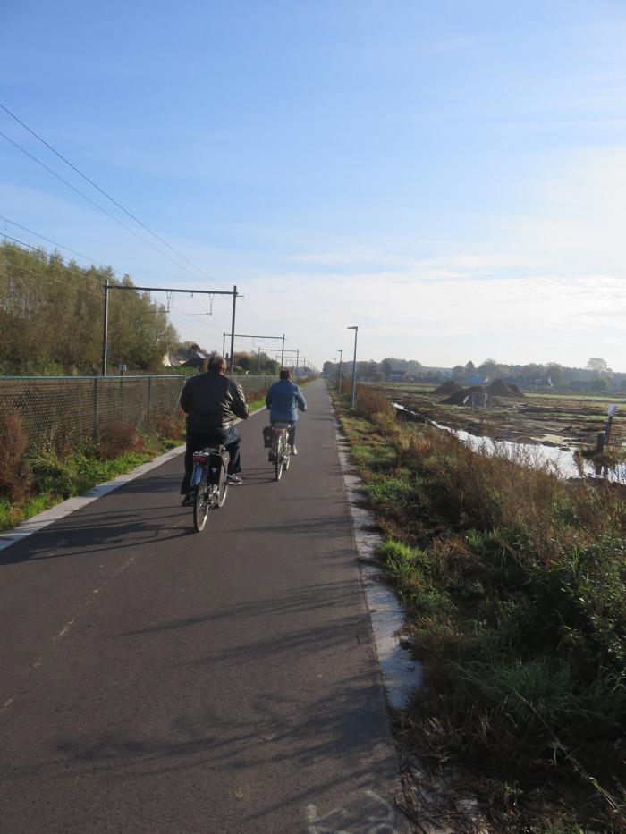 Nieuw provinciaal subsidiereglement voor onderhoud fietssnelwegen