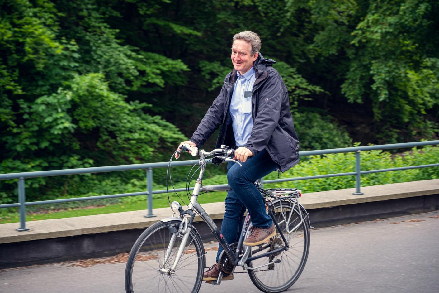 Un employé d'Eneco sur cinq se rend au travail en vélo à Malines
