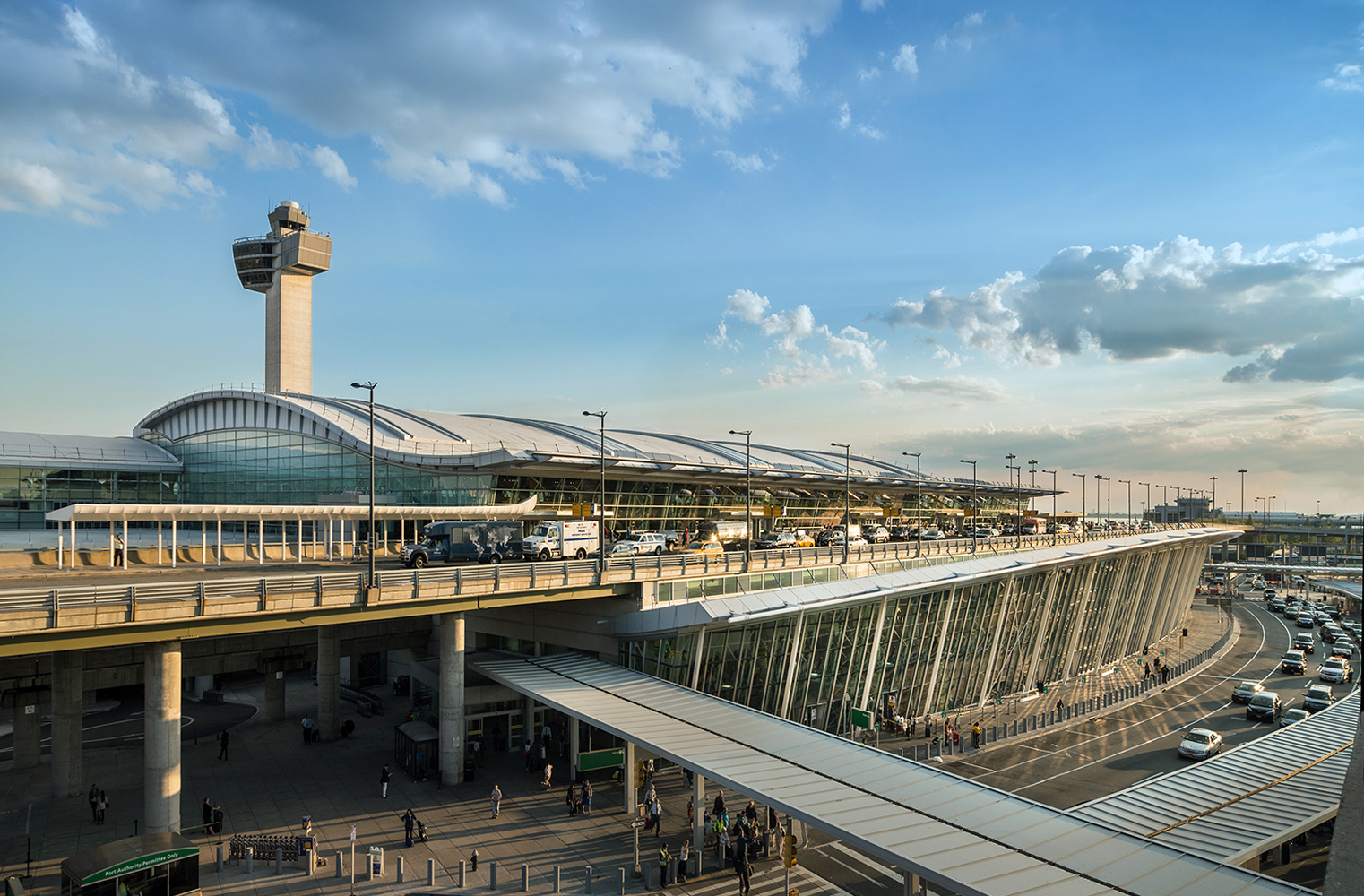 JFK Airport's Terminal 4 enhances airline operations