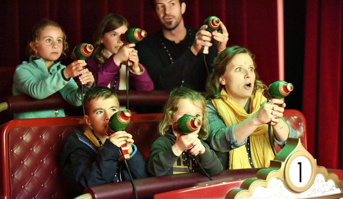 Alterface presents world premiere Erratic Ride with Popcorn Revenge IP in Walibi Belgium