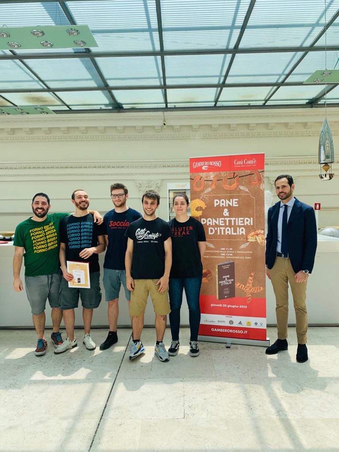 Bologna: secondo il Gambero Rosso il migliore è il Forno Brisa