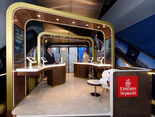 عرض خاص من سكاي واردز طيران الإمارات لكسب مزيد من الأميال