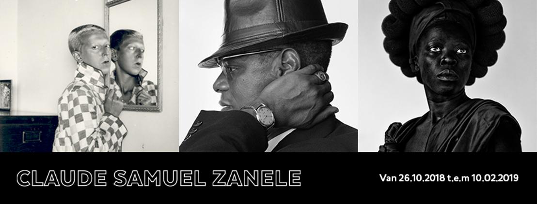 Events bij de expo Claude Samuel Zanele