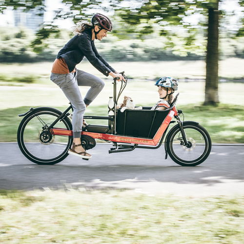 Preview: The Packster 40 from Riese & Müller: Big Utility, Smaller Package