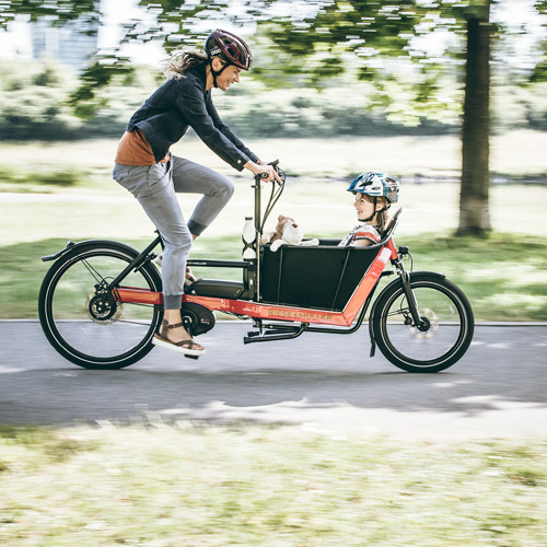 The Packster 40 from Riese & Müller: Big Utility, Smaller Package