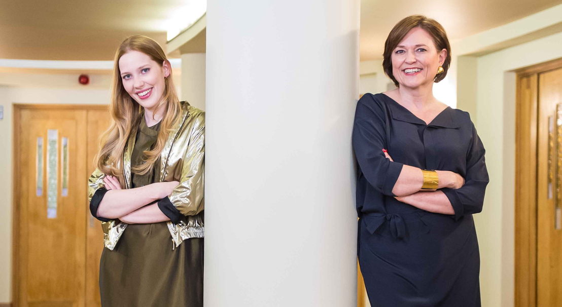 KEW - Clara De Decker en Katelijne Boon - (c) Joost Joossen