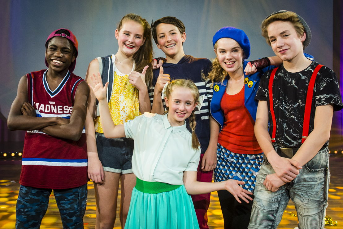 Ketnet Musical: de cast, kinderhoofdrollen (c) Frederik Beyens