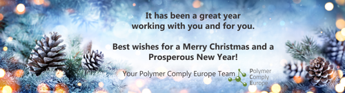 Best Holiday Greetings from Polymer Comply Europe