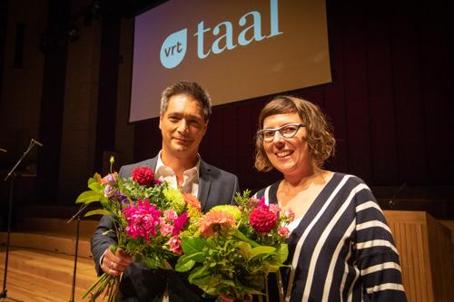 Charlotte Crul wint Grote Prijs Jan Wauters