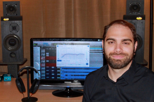Grammy-Winning Engineer Jared Kvitka Trusts Sonarworks Reference 4 for Monitoring