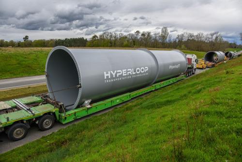 Hyperloop Transportation Technologies anuncia entrega do primeiro sistema em funcionamento em 2019