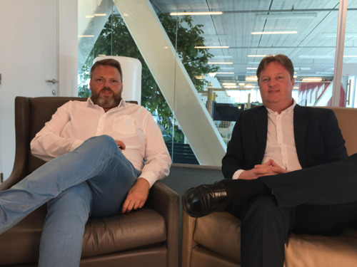 Belgische start-up en databotpionier Teroco helpt bedrijven digitaal te transformeren
