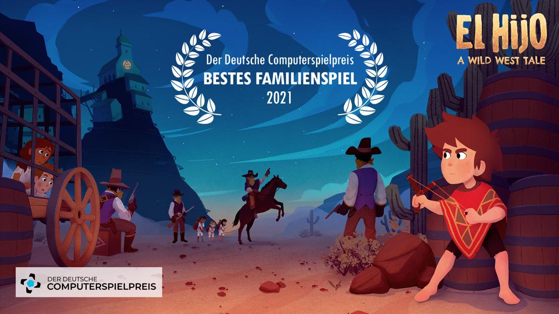 El Hijo - A Wild West Tale gewinnt beim Deutschen Computerspielpreis!