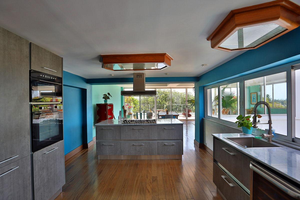 FAMAS Studios kitchen