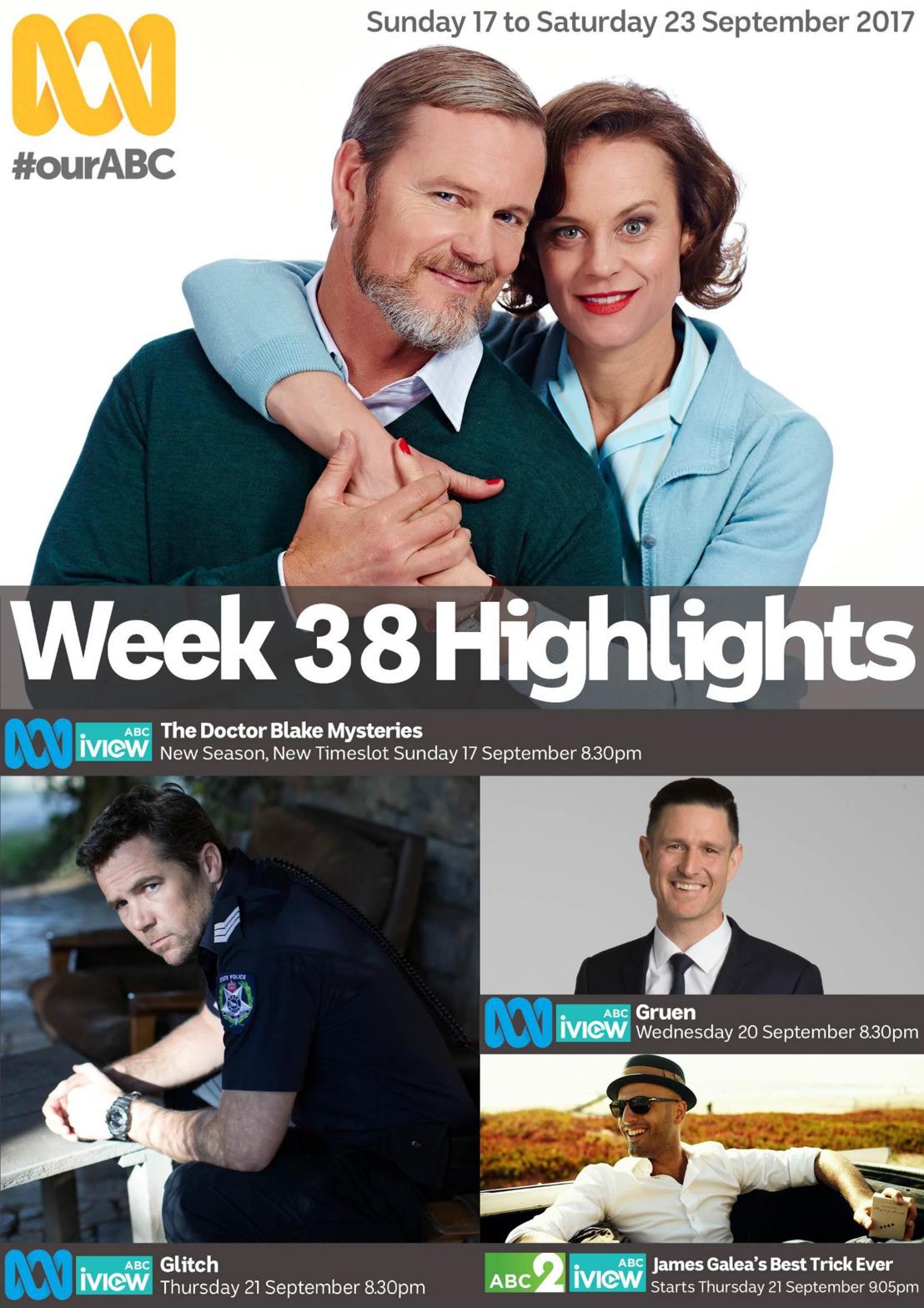ABC Program Highlights - Week 38